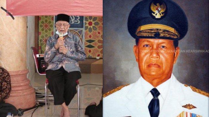 Mantan Pejabat Bappeda Ungkap Kebiasaan Prof Syamsuddin Mahmud Sebagai Gubernur ketika Bulan Puasa