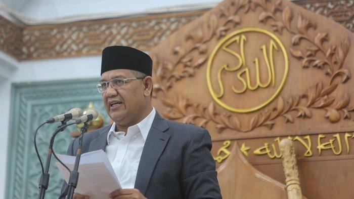 Prof Syahrizal Isi Ceramah Nuzulul Quran di MRB, Kupas Alquran Sebagai Panduan Umat Hadapi Covid-19