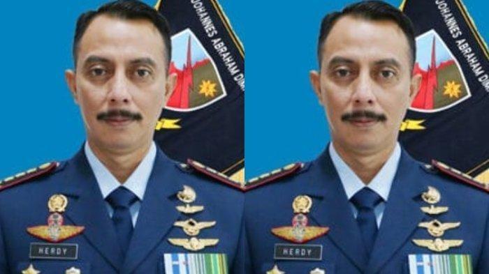 Sosok Danlanud Merauke Kolonel Pnb Herdy Arief Budiyanto yang Dicopot Panglima TNI