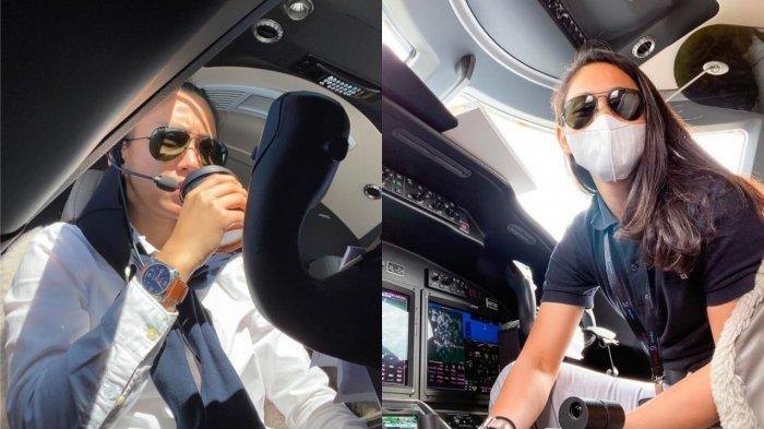 Pilot Cantik Athira Farina Kecelakaan, Mobil Hangus Terbakar, Pernah Dijodohkan dengan El Rumi