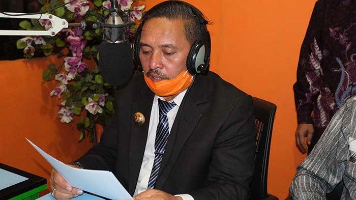Buka Program Belajar di Rumah Via Radio, Ini Harapan Wali Kota Subulussalam