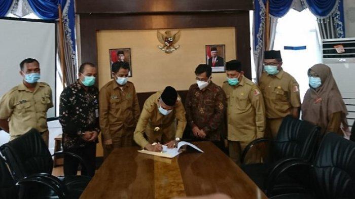 Kemendikbud Tetapkan Nagan Raya Jadi Kabupaten JalankanProgram Sekolah Penggerak