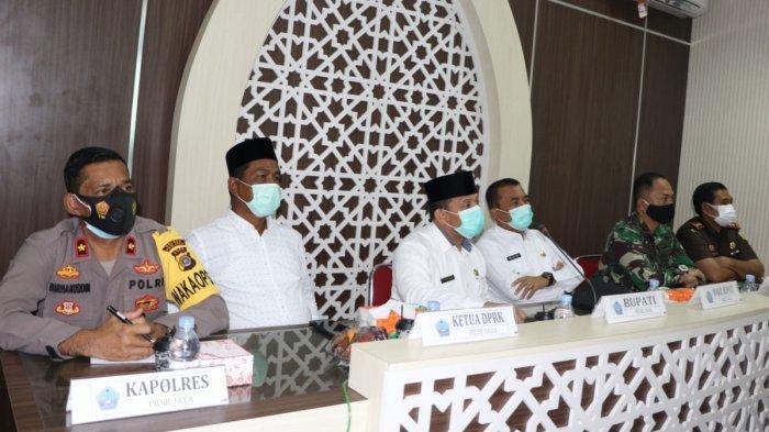 Pemkab Pidie Jaya Siap Laksanakan Vaksinasi, Harap Dukungan Semua Pihak