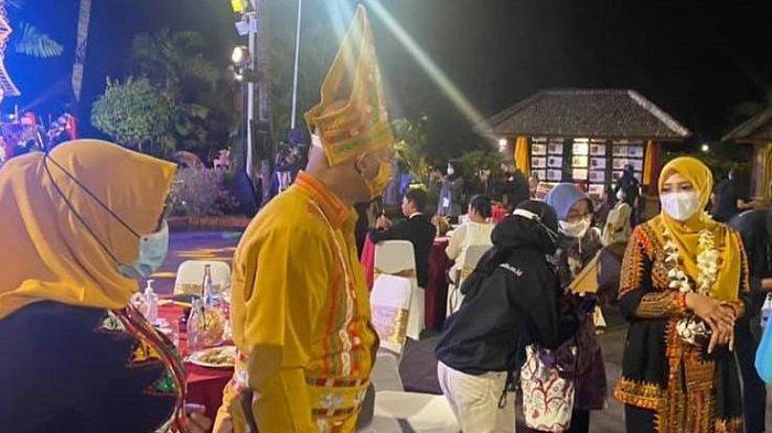Promosi Pariwisata Aceh di Bali, Tari Guel Pukau Penonton