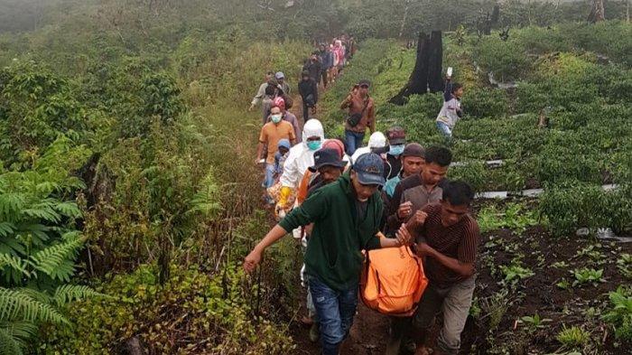 Warga Meureudu Meninggal Dunia di Kebun Kopi di Pegasing, Aceh Tengah, Warga tak Berani Evakuasi