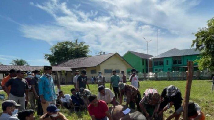Aceh Singkil Sembelih 806 Hewan Kurban, Naik 1 Persen dari Tahun Lalu