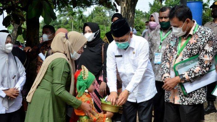Juara 1 Tingkat Langsa, Wakil Wali Kota Harap Buket Meutuah Juara Lomba Gampong Tingkat Aceh