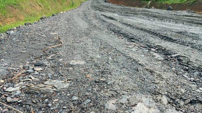 Aktivis Tuding Material Proyek Jalan Samar Kilang-Pondok Baru tak Sesuai Spek,Ini Penjelasan Rekanan