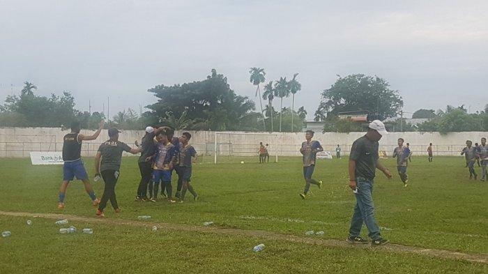 PSBL Langsa Jaga Peluang di Liga 3 PSSI Aceh Seusai Bungkam PSLS
