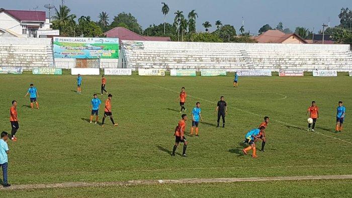 Dikalahkan PSLS, Persal Kritis di Liga 3 PSSI Aceh