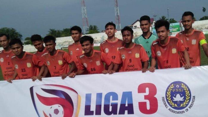 Ditekuk PSLS, Persidi Idi Telan Kekalahan Pertama di Liga 3 PSSI Aceh