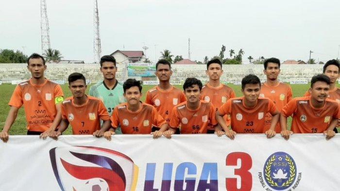 PSLS Lhokseumawe Terakhir ke Enam Besar Liga 3 PSSI Aceh Usai Ditahan Imbang Persip Pase
