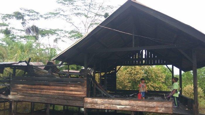 Bangunan Pesantren Darut Ta'dib di Singkil Terbakar, Diduga Akibat Korsleting Listrik