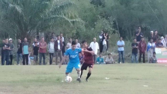 Kalahkan Putra Jaya, PSP Paloh Segel Tiket Semifinal Turnamen Sepakbola di Lhokseumawe