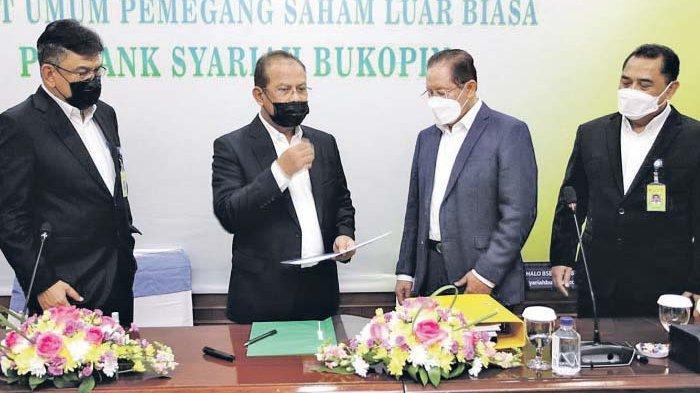 Mustafa Abubakar Jadi Komut Independen Bank Syariah Bukopin