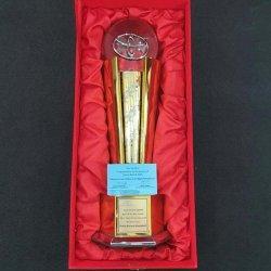 Bengkel GR Toyota Raih Award Best of The Best