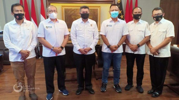 Liga Indonesia Bergulir di Tengah Pandemi Covid-19, Berikut Harapan Baintelkam Polri