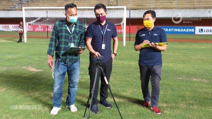 Jelang Lanjutan Liga 1 2020 Bergulir, PT LIB Cek Kesiapan Stadion di Yogyakarta