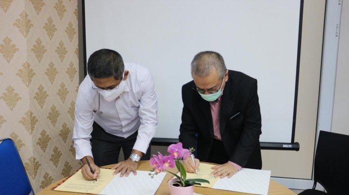 PT Mifa Lakukan Kerjasama Pemeriksaan Swab Test PCR Dengan Unsyiah