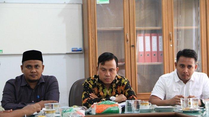 Komisi I DPRK Menggelar Hearing Bersama KIP dan Panwaslih Aceh Besar, Ini Harapan Wakil Ketua DPRK
