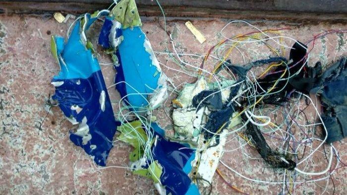 Basarnas Temukan Puing-puing dan Kabel Diduga Bagian Sriwijaya Air SJ182