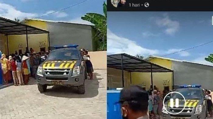 Pulang Dinas, Anggota TNI Ini Dapati Ada Mobil Polisi di Depan Rumah, Ternyata Istrinya Selingkuh