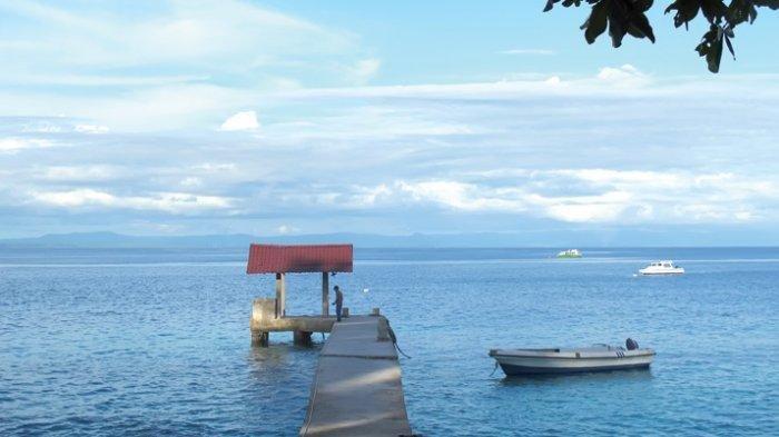 Pesona Pulau Asu, Pulau Terpencil yang Jadi Destinasi Wisata di Nias