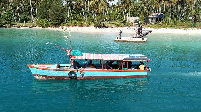 Pulau Eksotik di Singkil Utara