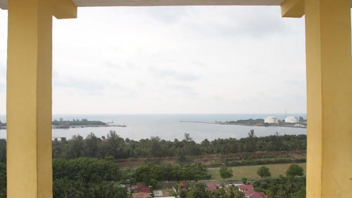 Amboi Nikmatnya Leyeh Leyeh Di Pulau Seumadu Serambi Indonesia