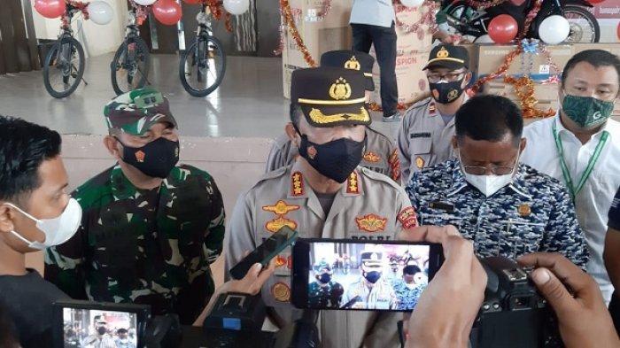 Puncak Vaksinasi Polresta Dipusatkan di Stadion Harapan Bangsa, Wali Kota Tambah Doorprize