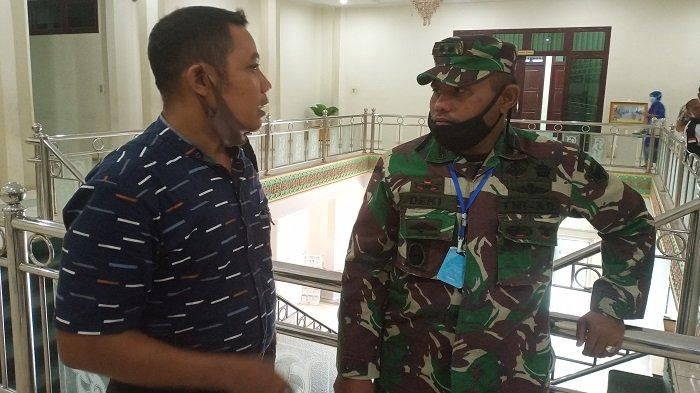 Dandim 0117/Atam Pastikan tidak Ada Pungli di Pos Perbatasan Aceh Tamiang