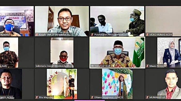 Plt Gubernur Dukung Pelaksanaan Program Kesejahteraan Anak Integratif di Aceh