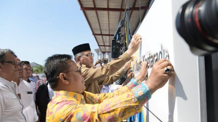 12 Bus Trans Koetaradja Baru akan Mengitari Banda Aceh