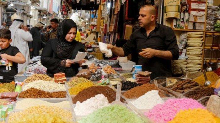 Kegembiraan Warga Irak Sambut Ramadhan Hilang, Harga Bahan Pokok Melambung