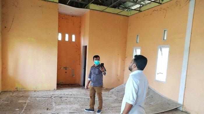 Sejak 2010 Sampai Sekarang, Bangunan Puskesmas di Aceh Utara Ini belum Difungsikan