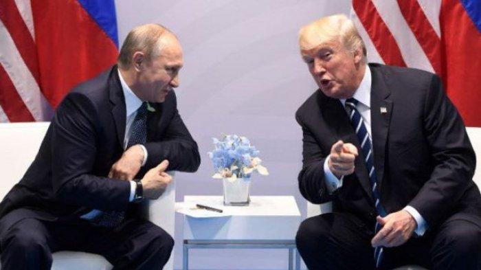 Bocor Dokumen Rahasia Keterlibatan Rusia Dalam Kemenangan Trump Sebagai Presiden Amerika Serikat