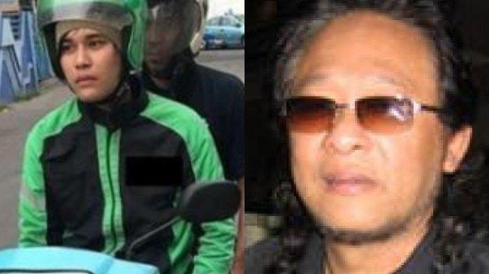 Calvin Putra Penyanyi Deddy Dores Jadi Pengemudi Ojek Online, Demi Melunasi Utang-utang Sang Ayah