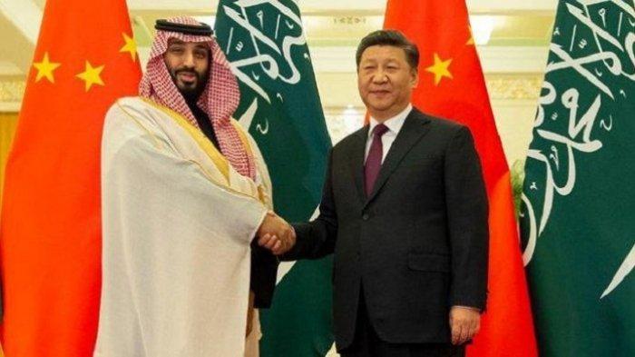 Putra Mahkota Arab Saudi Dukung Jalur Sutra China, Terima Telepon Presiden Xi Jinping