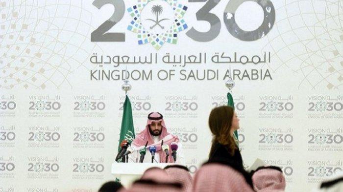 Pangeran Mohammed bin Salman Sampaikan Pencapaian Visi 2030, Langkah Besar Sudah Mulai Terlihat