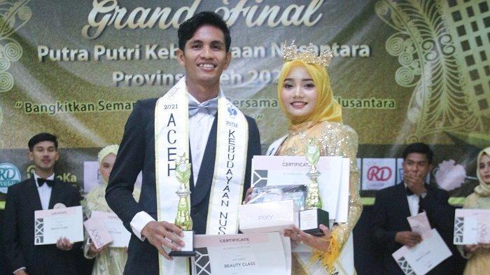 Muhammad Khalil Wakili Aceh ke Pemilihan Putra Kebudayaan Nusantara Nasional 2021, Ini Profilnya