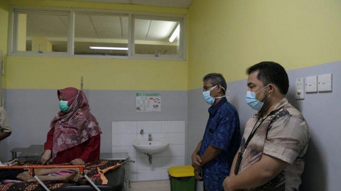Putri Aura Dirawat di RSUDZA, Pasien dari RSUDCM Aceh Utara ini Kondisinya Sangat Kurus dan Lemah