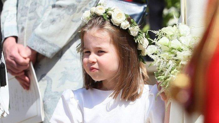 Putri Charlotte Dapat Sebutan Fashionista Saat Usia 3 Tahun, Ini Alasannya!