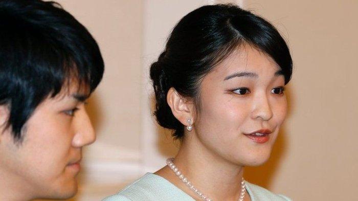 Lepaskan Status Kekaisaran Demi Nikahi Pria Jelata, Putri Mako Jepang Harus Bayar Rp 19 Miliar Lebih