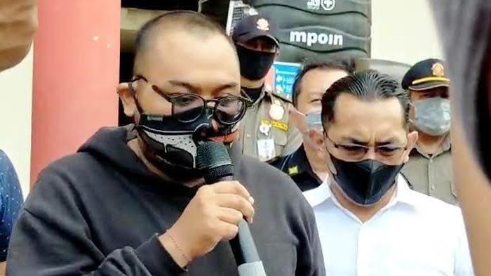 Ejek Pemakai Masker di Mal hingga Videonya Viral, Pria Ini Lemas Diamankan Polisi, Mengaku Menyesal