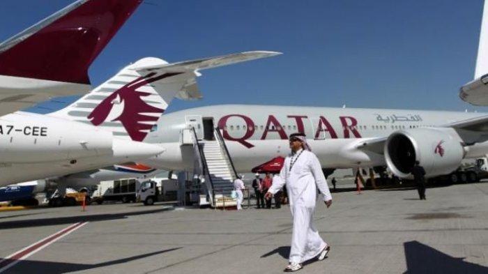 Daftar 10 Maskapai Terbaik Dunia Tahun 2019, Qatar Airways Nomor Satu, Tak Ada Garuda Indonesia