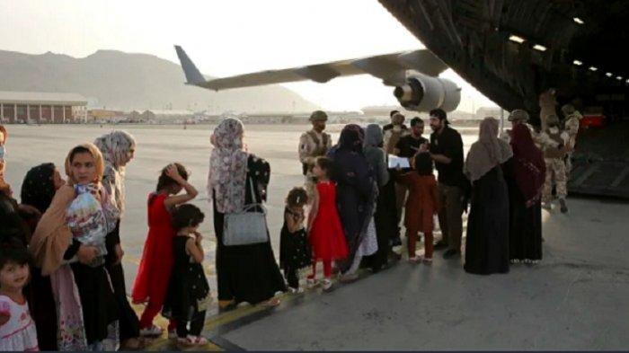 Qatar Jadi Pemain Kunci Evakuasi di Afghanistan, Setelah Penarikan Pasukan AS