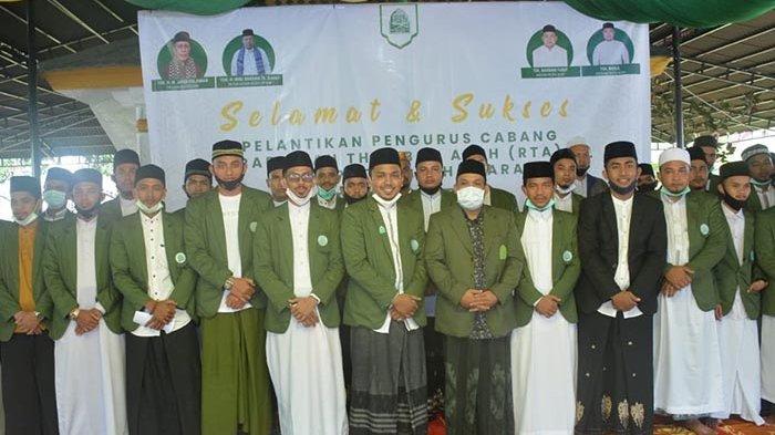 Rais 'Am Rabithah Thaliban Aceh Lantik Pengurus CabangAceh Utara