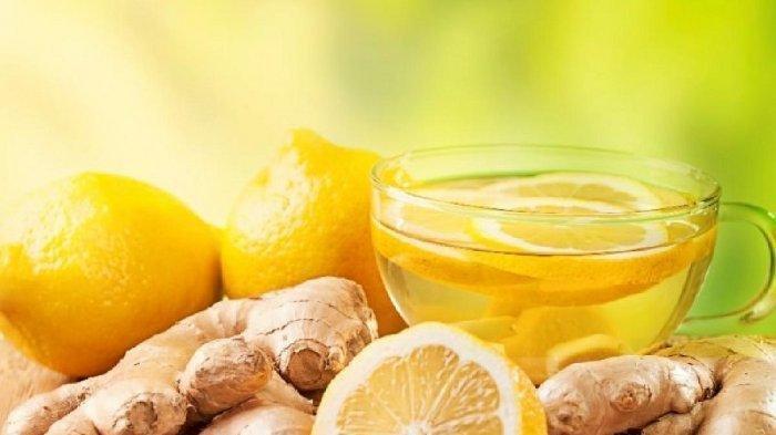 Racikan Lemon dan Jahe Ampuh Turunkan Berat Badan, Begini Caranya
