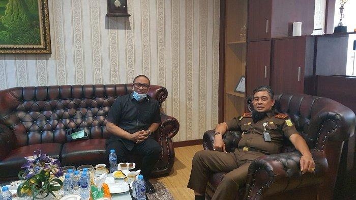 Anggota DPR RI, Rafli Sampaikan Kekagumannya dan Apresiasi Kerja Tim Tabur Kejaksaan Tinggi Aceh