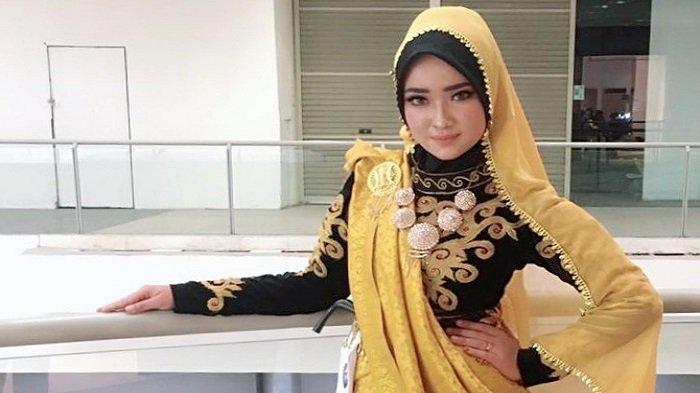 Putri Kebudayaan Aceh, Raisatul Raih Dua Kategori Juara di Tingkat Nasional